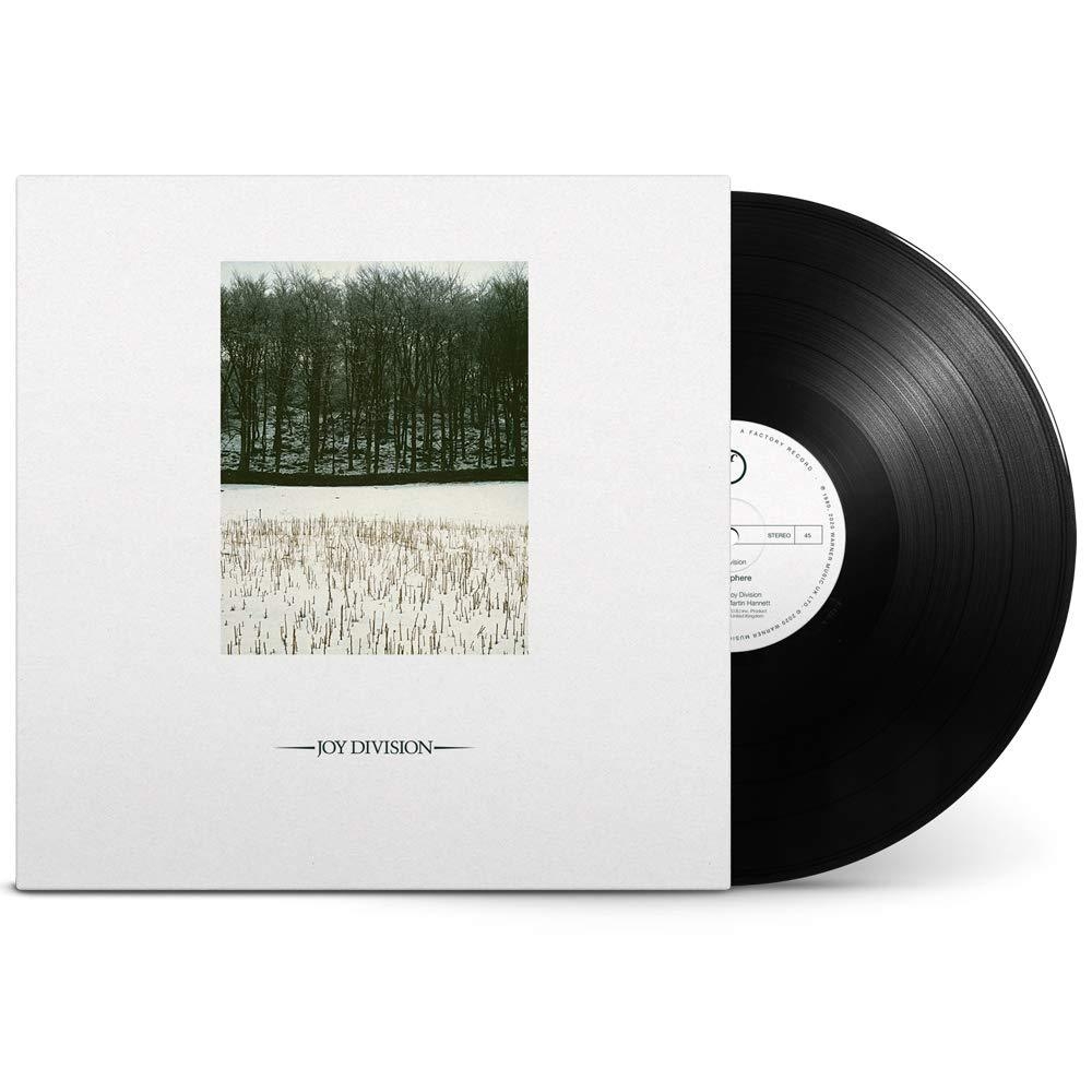 Joy Division - Atmosphere / She's Lost Control [12''] (180 Gram, original artwork on heavyweight board, remastered) - Urban Vinyl | Records, Headphones, and more.