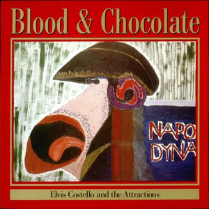 Elvis Costello & The Attractions - Blood & Chocolate [LP] (180 Gram Audiophile Vinyl, limited/numbered)
