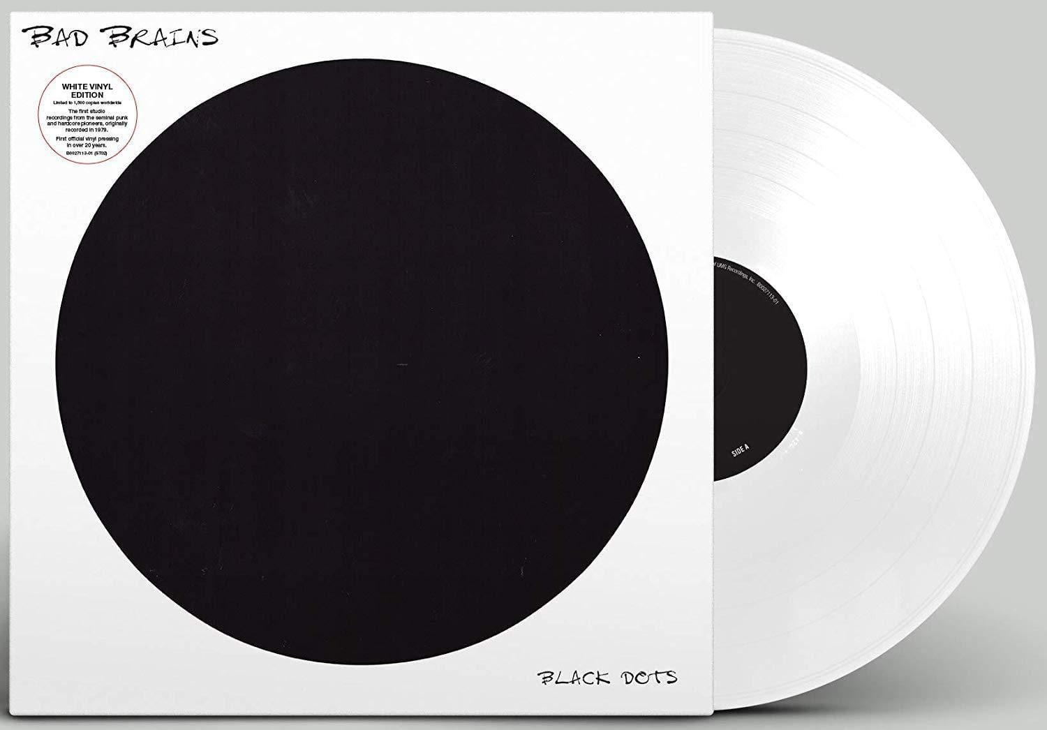 Bad Brains - Black Dots [LP] - Urban Vinyl | Records, Headphones, and more.