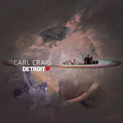 Carl Craig - Detroit Love Vol. 2 [2LP] (import) - Urban Vinyl Records