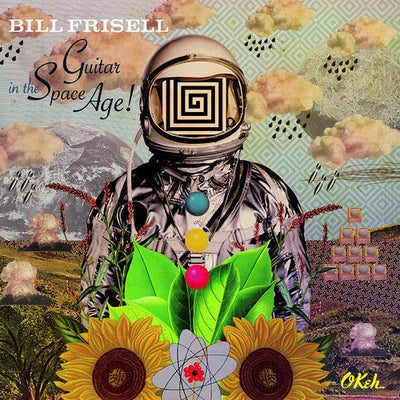 Bill Frisell - Guitar In The Space Age! [LP] (180 Gram Audiophile Vinyl, 2014 album release, insert) - Urban Vinyl | Records, Headphones, and more.