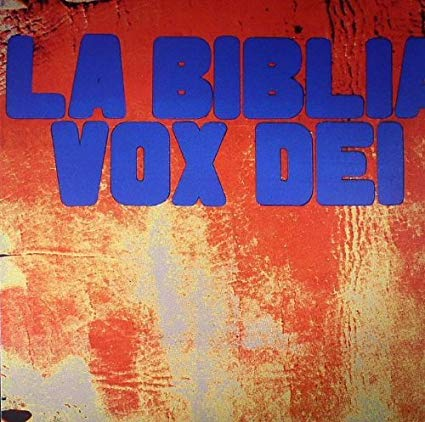 Vox Dei - La Biblia (2XLP in Hardcover Gatefold) (Vinyl) - Urban Vinyl | Records, Headphones, and more.