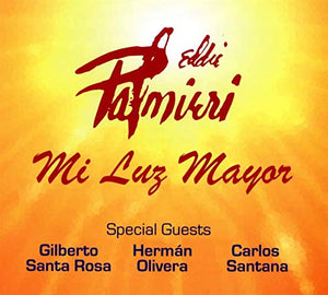 Eddie Palmieri - Mi Luz Mayor (CD)