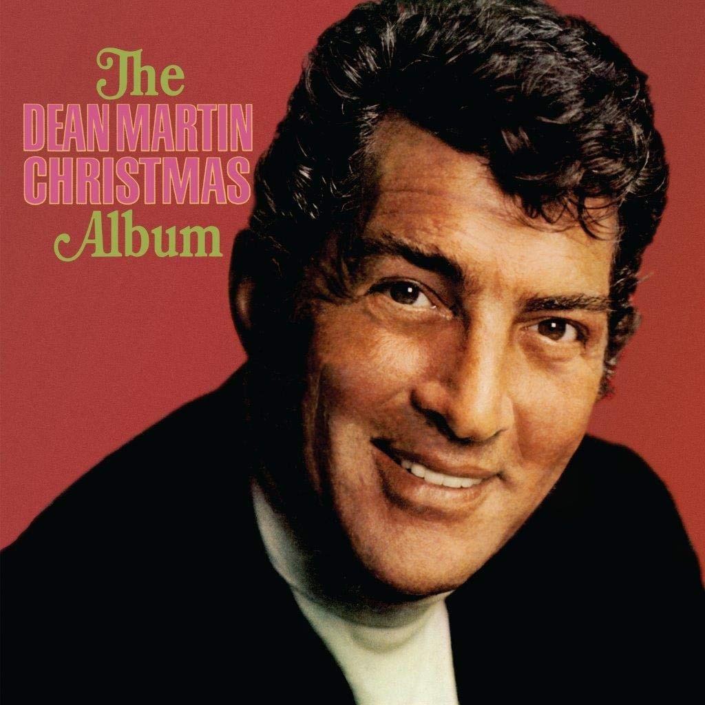 Dean Martin - The Dean Martin Christmas Album [LP] (Red Vinyl)
