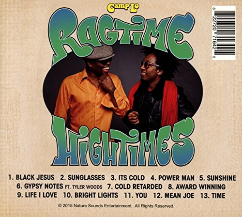Camp Lo - Ragtime Hightimes (CD)