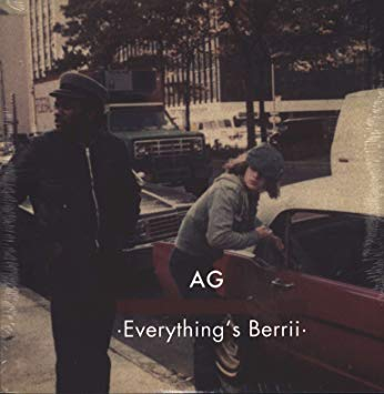 Ray West & AG of DITC - Everything's Berrii (2XLP) - Urban Vinyl | Records, Headphones, and more.