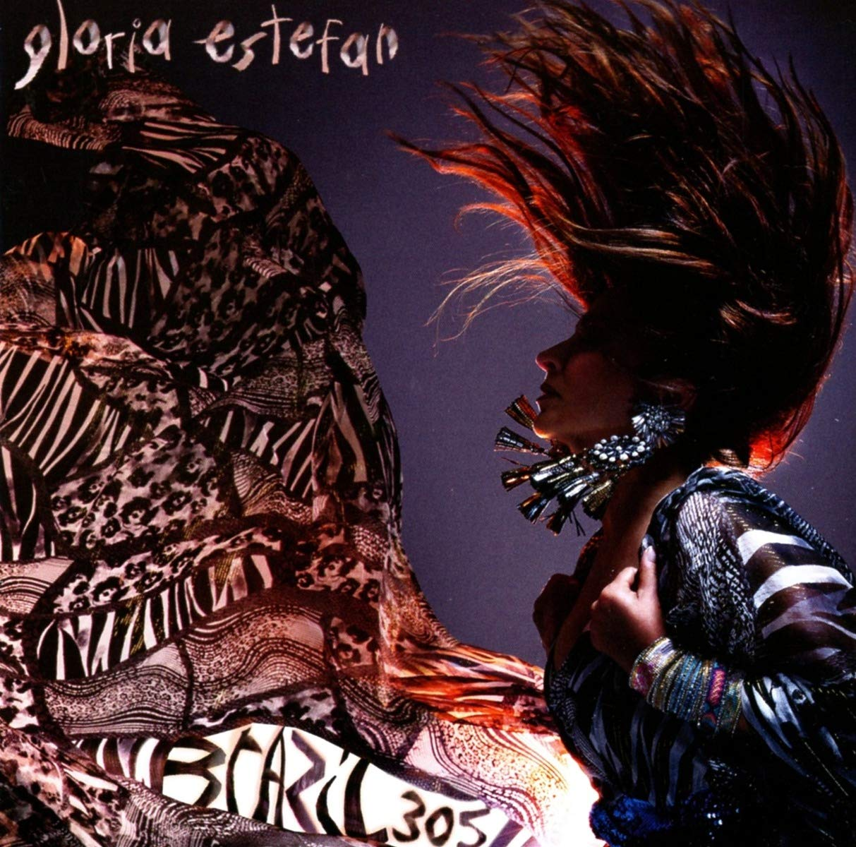 Gloria Estefan - Brazil305 [CD] - Urban Vinyl | Records, Headphones, and more.
