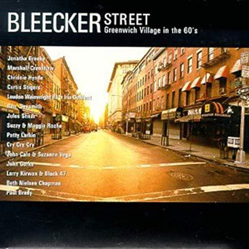 Various Artists - Bleecker Street: Greenwich Village In The 60's [CD] - Urban Vinyl | Records, Headphones, and more.