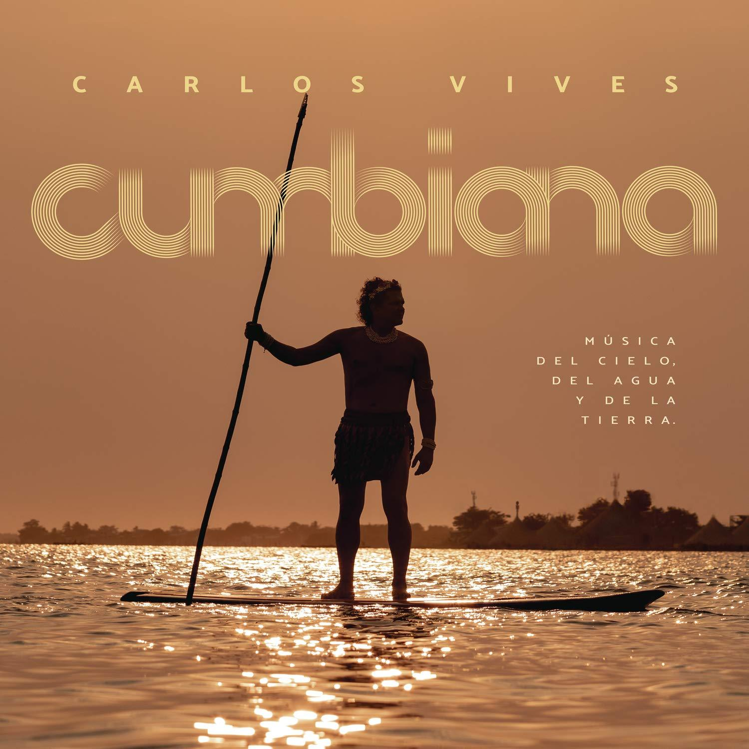 Carlos Vives - Cumbiana [LP] (150 Gram) - Urban Vinyl | Records, Headphones, and more.