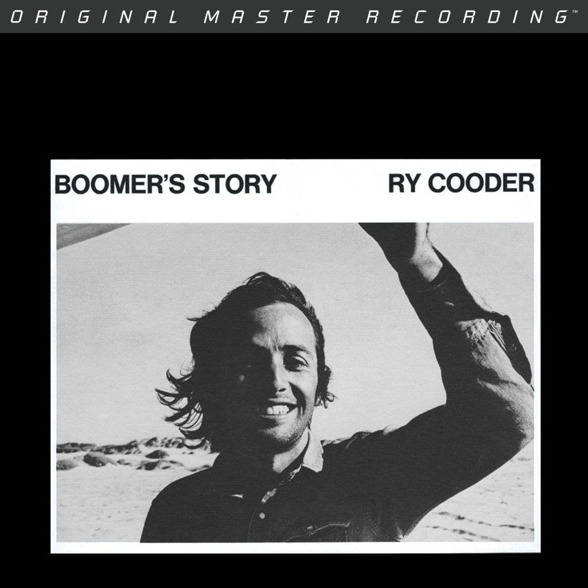 Ry Cooder - Boomer's Story [LP] (180 Gram Audiophile Vinyl, limited/numbered to 3000) - Urban Vinyl | Records, Headphones, and more.