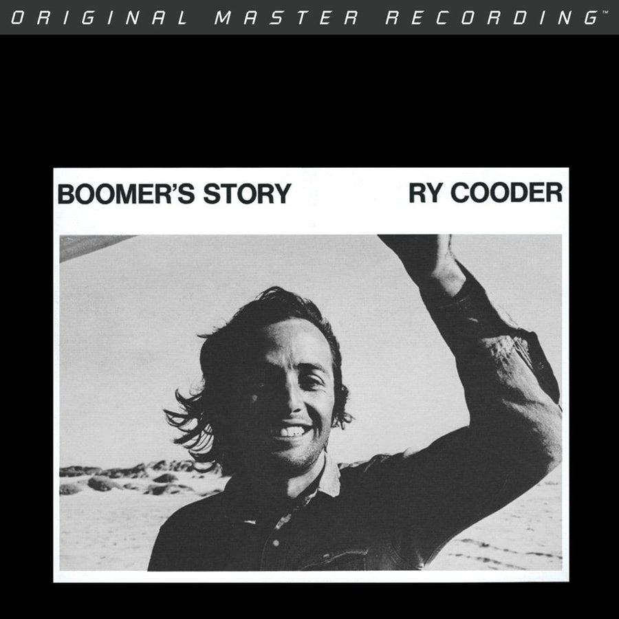 Ry Cooder - Boomer's Story [LP] (180 Gram Audiophile Vinyl, limited/numbered to 3000)