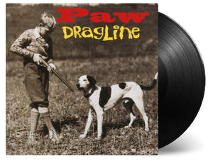 Paw - Dragline [LP] (180 Gram Audiophile Vinyl, 25th Anniversary Edition, includes ''Jessie'', ''Gasoline'', ''Hardpig'', import)
