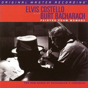 Elvis Costello with Burt Bacharach - Painted From Memory [SACD] (Hybrid SACD, limited/numbered to 2000)
