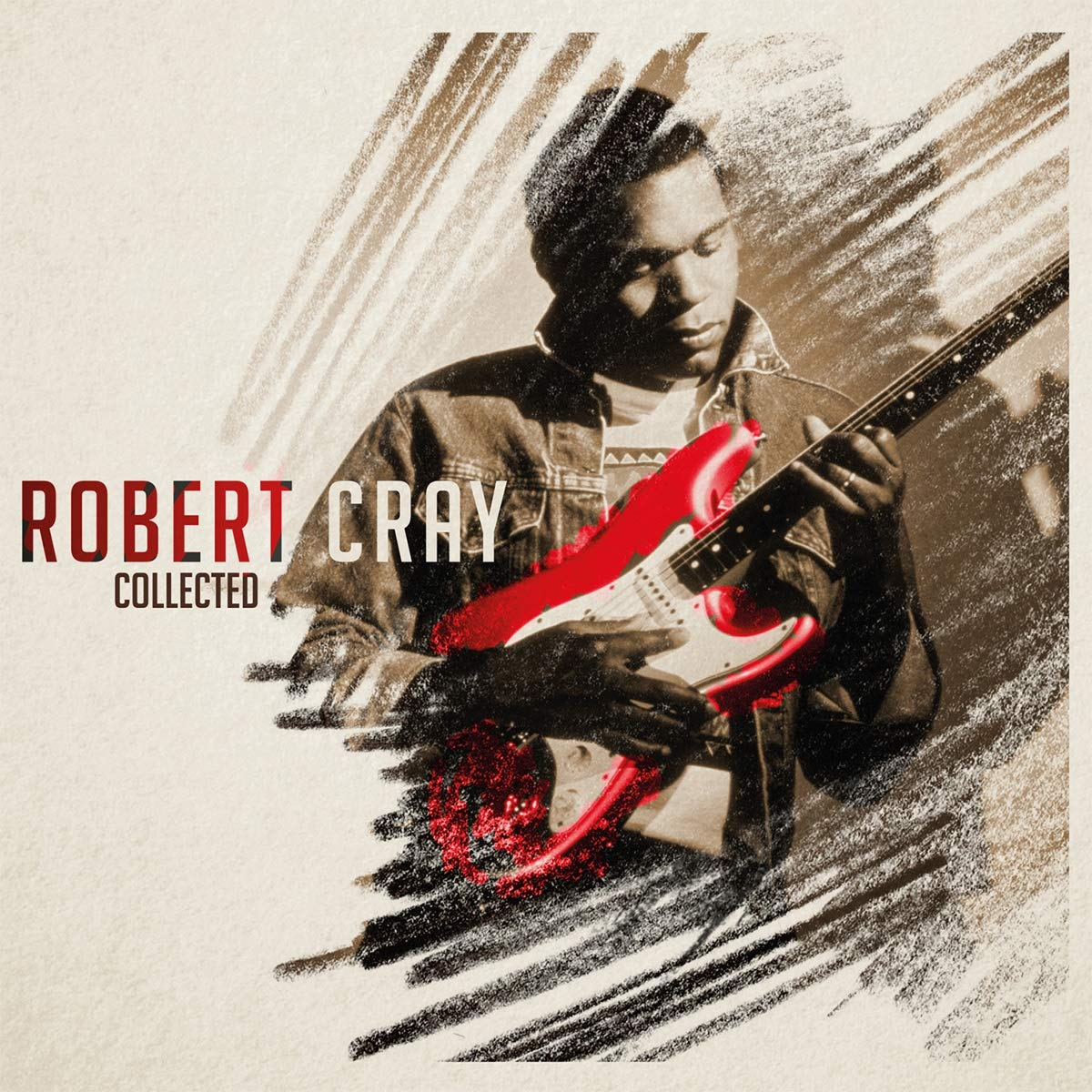 Robert Cray - Collected [2LP] (180 Gram Black Audiophile Vinyl, gatefold, liner notes, PVC sleeve, import) - Urban Vinyl | Records, Headphones, and more.