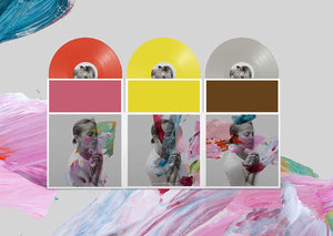 National, The - I Am Easy To Find (Deluxe Edition) [3LP] (Yellow/Red/Grey Colored Vinyl, download, poster)