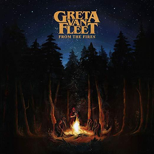 Greta Van Fleet - From The Fires [LP] (first time on vinyl) - Urban Vinyl | Records, Headphones, and more.