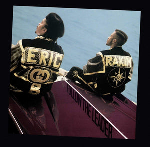Eric B. & Rakim - Follow The Leader [2LP] - Urban Vinyl Records