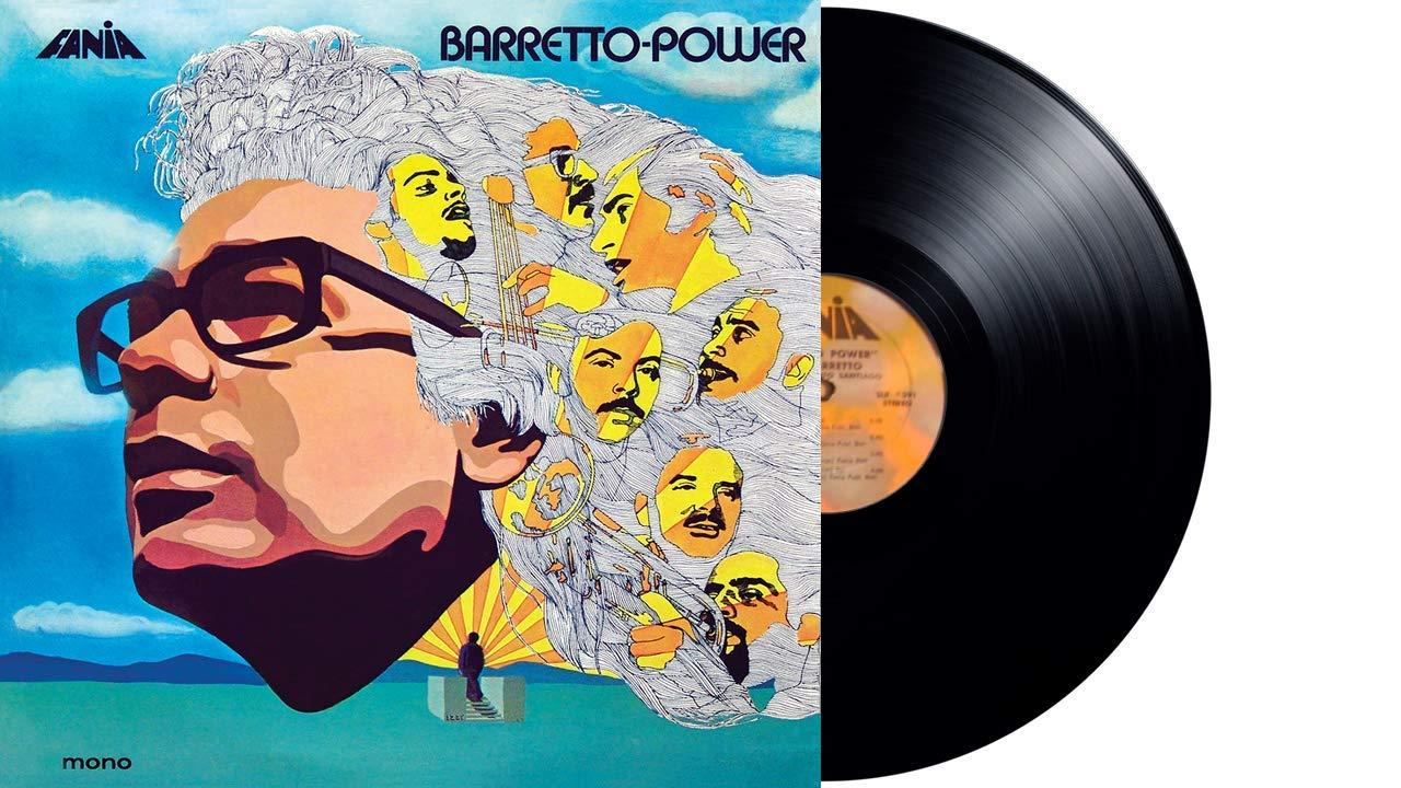 Ray Barretto - Barretto Power [LP]  (Vinyl)