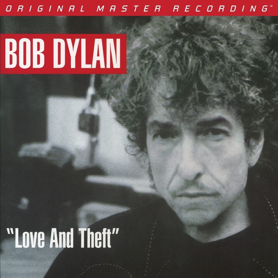 Bob Dylan - Love and Theft [SACD] (Hybrid SACD, limited/numbered to 3000) [NO EXPORT TO JAPAN] - Urban Vinyl Records