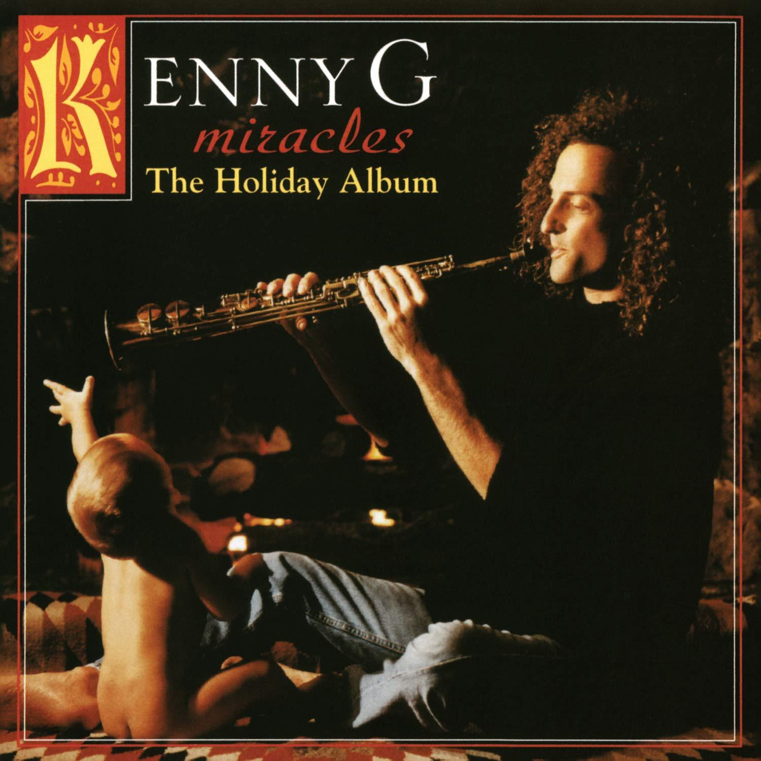 Kenny G - Miracles: A Holiday Album [LP] - Urban Vinyl | Records, Headphones, and more.