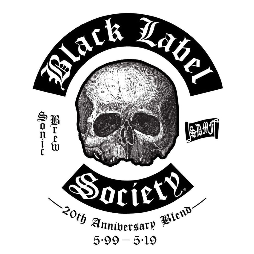 Black Label Society - Sonic Brew 20th Anniversary Blend 5.99-5.19 [2LP] (20th Anniversary) - Urban Vinyl Records