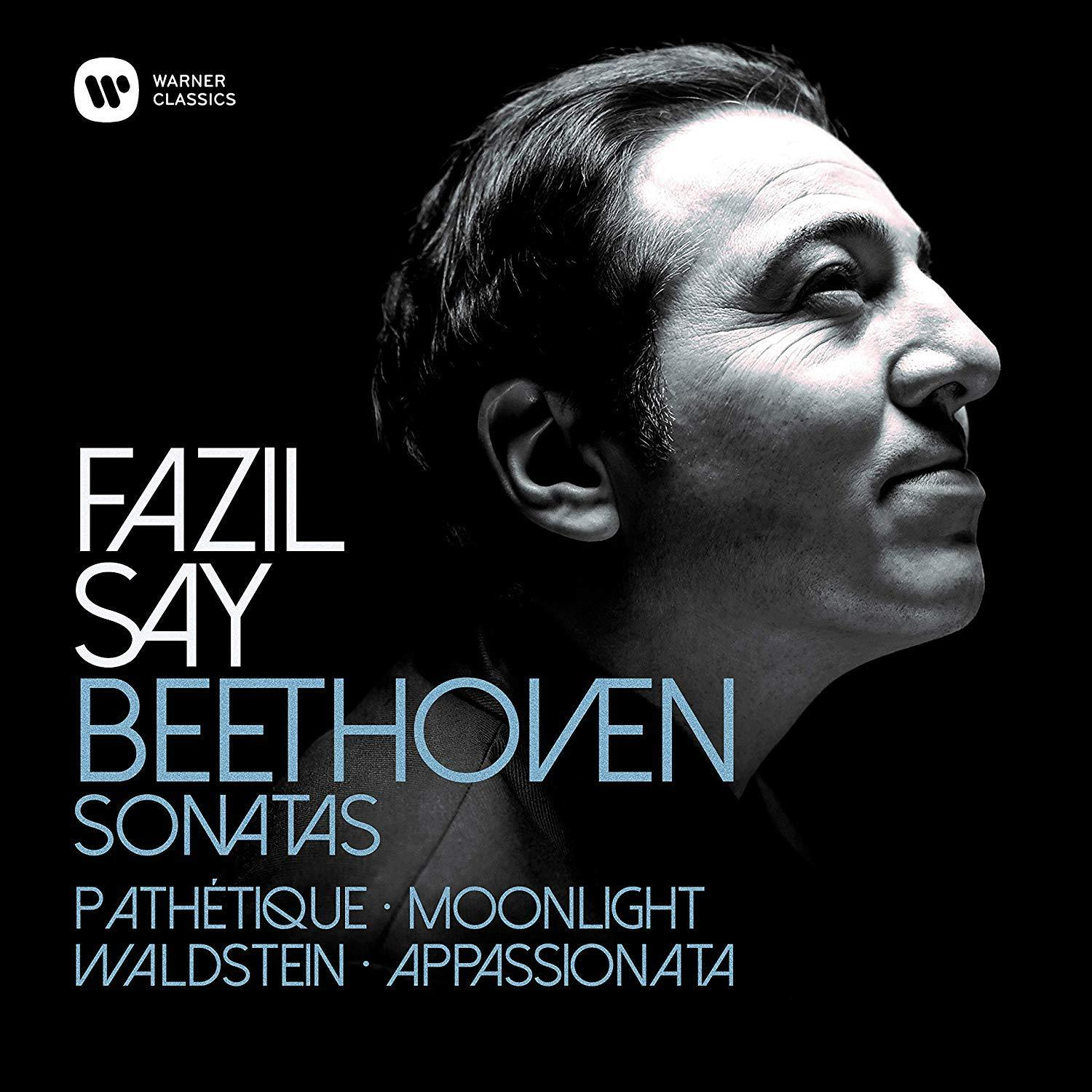 Fazil Say - Beethoven: Complete Piano Sonatas [2LP] - Urban Vinyl | Records, Headphones, and more.