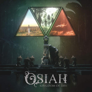 Osiah - Kingdom Of Lies [LP]