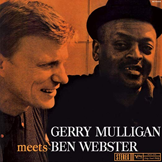 Gerry Mulligan & Ben Webster - Gerry Mulligan Meets Ben Webster [LP] (200 Gram Audiophile Vinyl)
