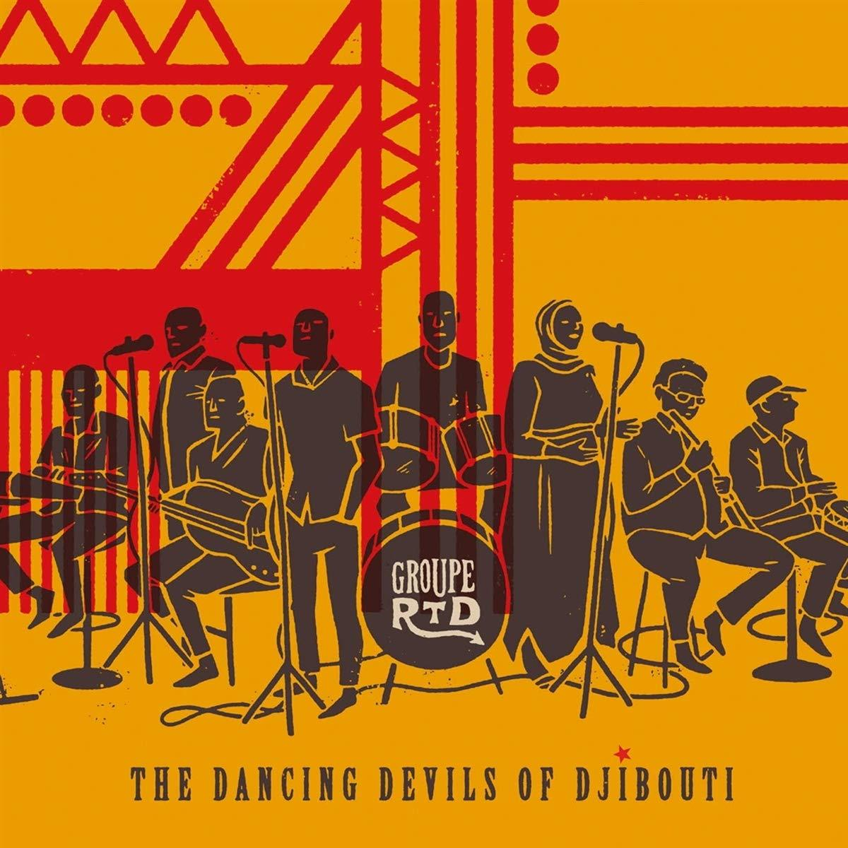 Groupe RTD - The Dancing Devils Of Djibouti [CD] - Urban Vinyl | Records, Headphones, and more.