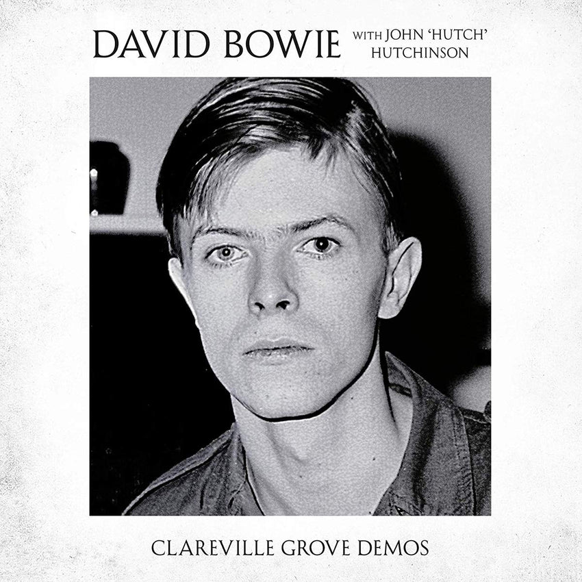 David Bowie with John 'Hutch' Hutchinson - Clareville Grove Demos [3x7'' Box] (unreleased recordings, mono, 45 RPM, print inserts, limited) - Urban Vinyl Records