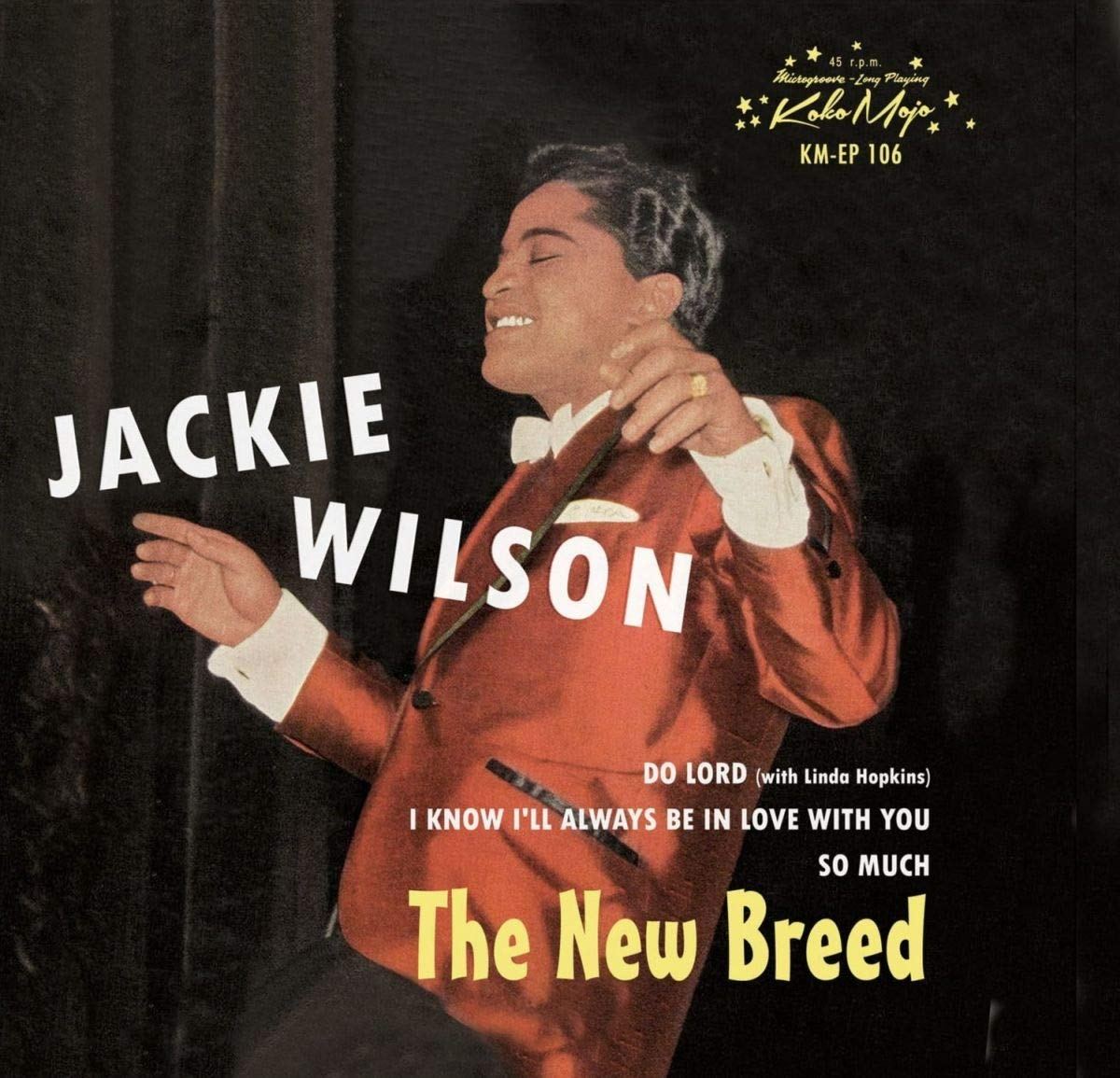 Jackie Wilson - The New Breed [7''] (limited to 500) - Urban Vinyl | Records, Headphones, and more.