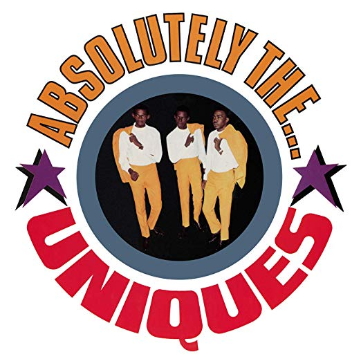 Uniques, The - Absolutely The... Uniques [LP] (LIMITED ORANGE 180 Gram Audiophile Vinyl, numbered to 1000, import)