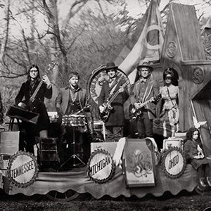 Raconteurs, The - Consolers Of The Lonely [2LP] (180 Gram black vinyl, gatefold, official TMR release)