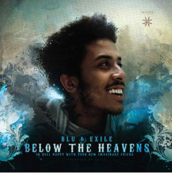 Blu & Exile - Below The Heavens (CD)
