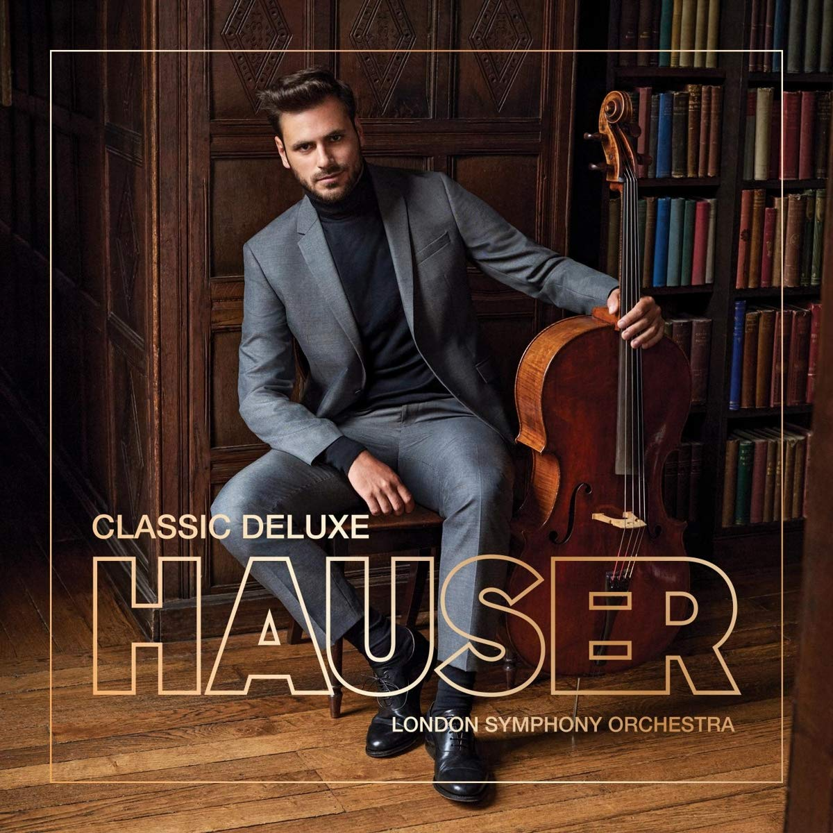 Hauser - Classic [CD+DVD] (Deluxe Edition)- Urban Vinyl Records