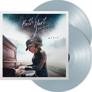 Beth Hart - War In My Mind [2LP] (Light Blue Vinyl, download, limited)