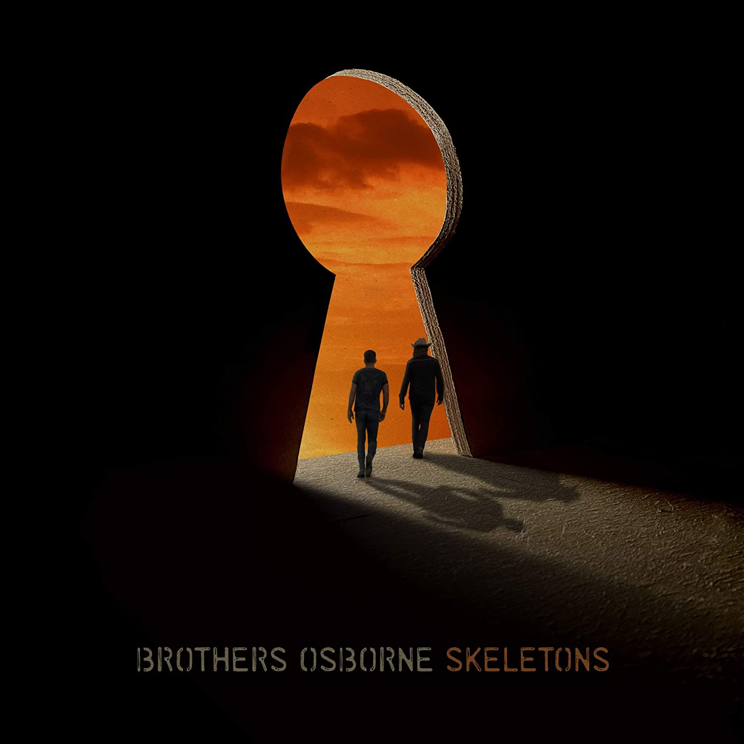 Brothers Osborne - Skeletons [LP] (White Vinyl, slip mat, limited, indie-retail exclusive)