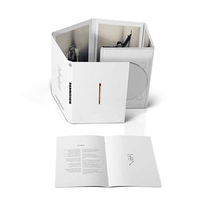 Rammstein - Rammstein (Deluxe Edition) [CD] (12-panel digipak, 28-page booklet)