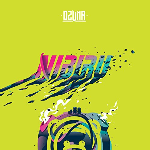 Ozuna - Nibiru [CD] - Urban Vinyl | Records, Headphones, and more.