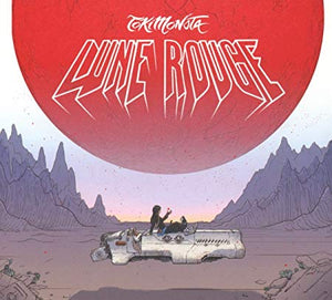 TOKiMONSTA - Lune Rouge (CD)