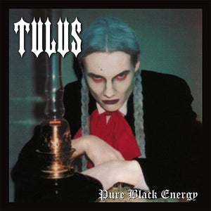 Tulus - Pure Black Energy [LP] (White Vinyl)