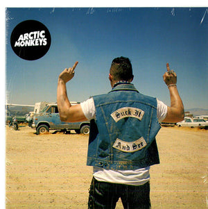 Arctic Monkeys - Suck It And See [7'']