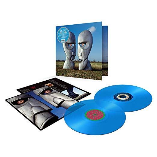Pink Floyd - The Division Bell [2LP] (25th Anniversary, Translucent Blue Colored Vinyl)