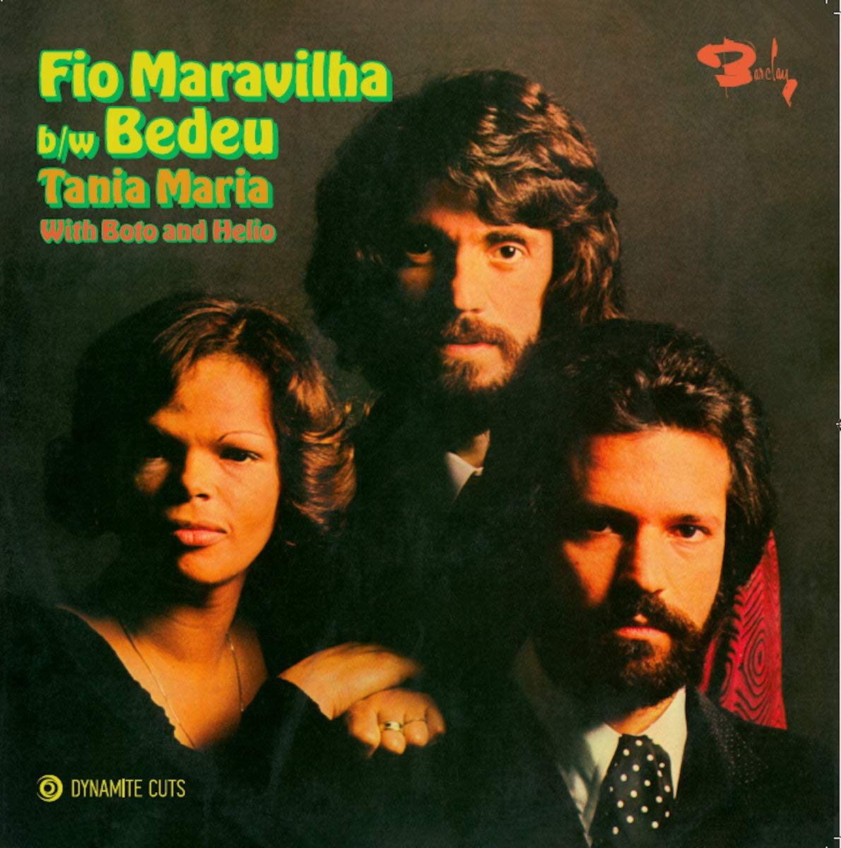 Tania Maria with Boto And Helio - Fio Maravilha / Bedeu [7''] (full color sleeve, limited to 500, import)