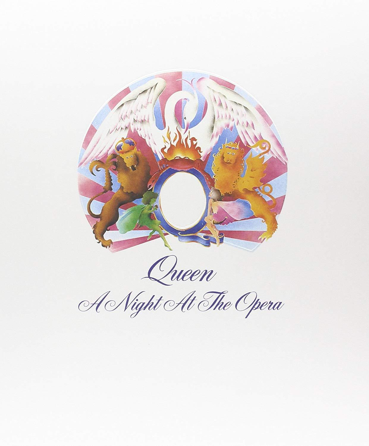Queen - A Night At The Opera [LP] (180 Gram Vinyl) - Urban Vinyl | Records, Headphones, and more.