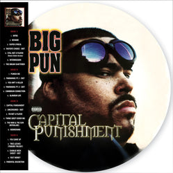 Big Pun - Capital Punishment [2LP] (20th Anniversary, Picture Disc) - Urban Vinyl Records