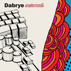 Dabrye - Instrmntl [LP] (Blue Colored Vinyl) - Urban Vinyl Records