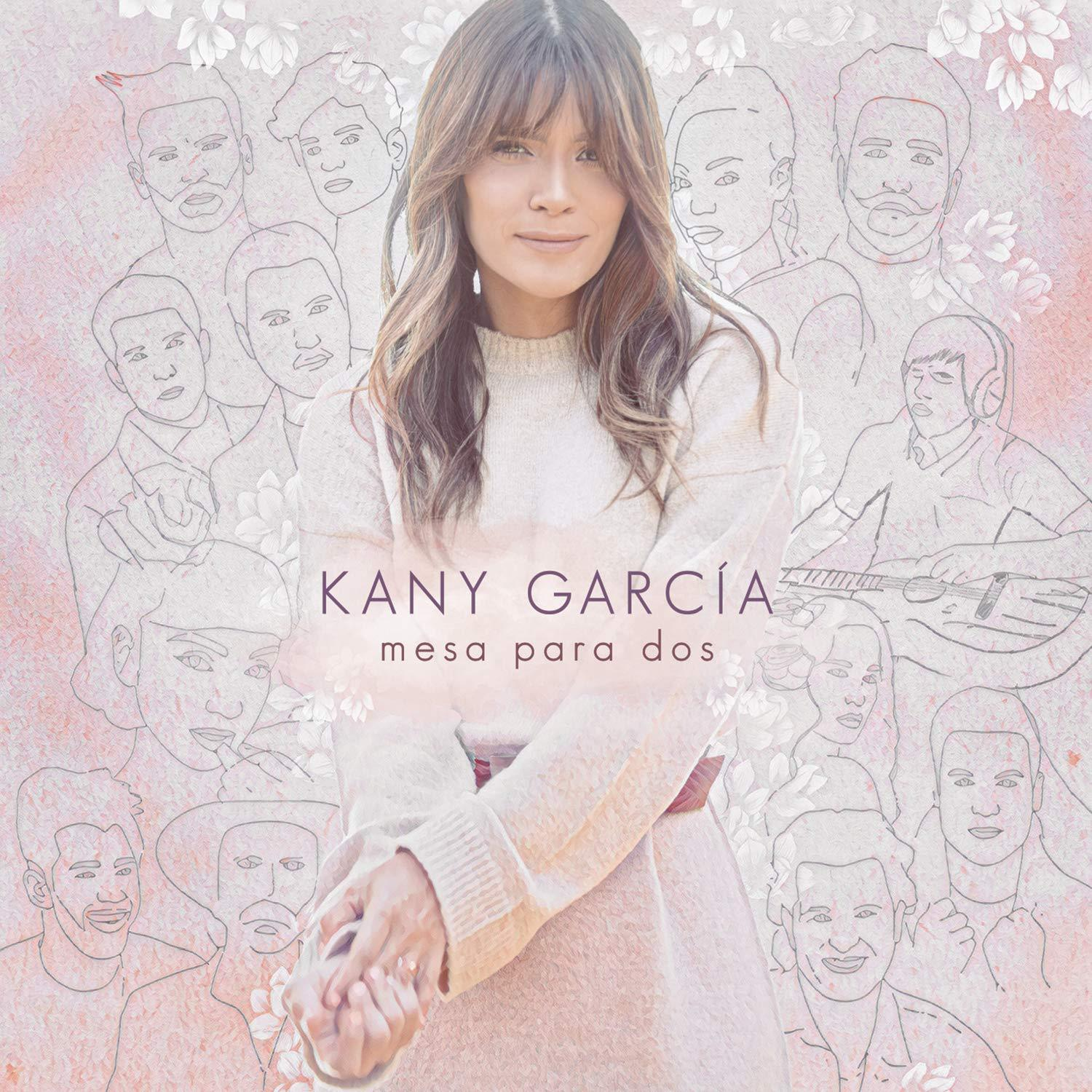 Kany Garcia - Mesa Para Dos [CD] - Urban Vinyl | Records, Headphones, and more.