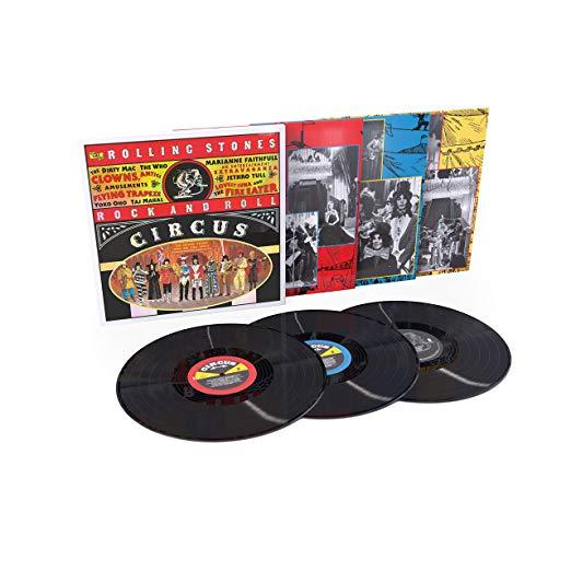 Rolling Stones, The - The Rolling Stones Rock And Roll Circus [3LP] (180 Gram, remastered, limited) (Vinyl)