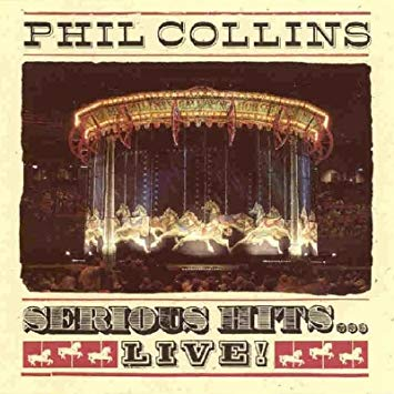Phil Collins - Serious Hits...Live! [2LP] - Urban Vinyl | Records, Headphones, and more.